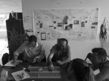 Nos offres - Workshops -Building the Blueprint